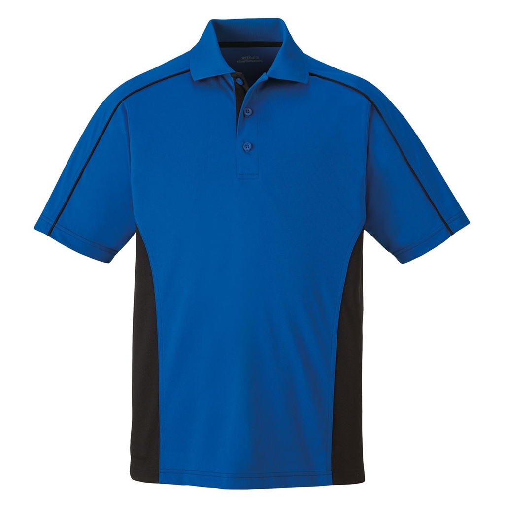 Ash City Mens Tall Fuse Extreme Performance Polo